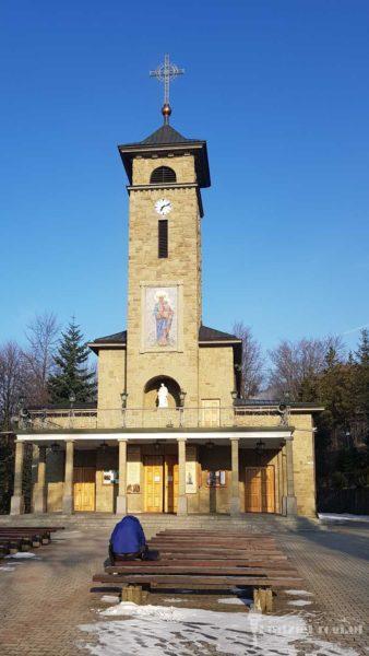 Sanktuarium Matki Bożej Królowej Polski wSzczyrku