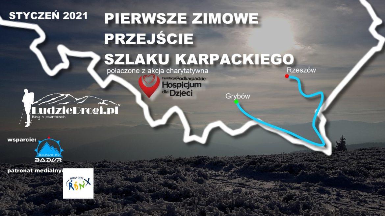 Pierwsze Zimowe Przejście Szlaku Karpackiego